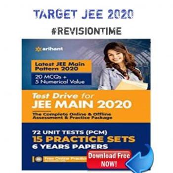 15 Arihant Practice Sets for JEE Main